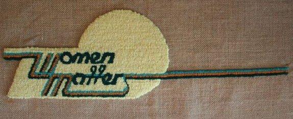 Women Matters Rug Art