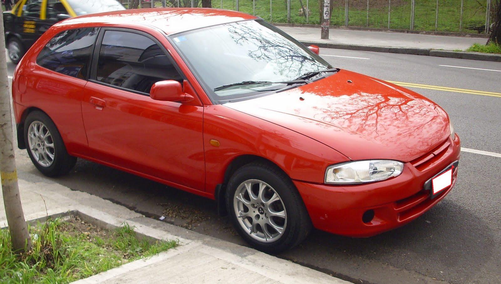 Autos Mitsubishi Colt 1999
