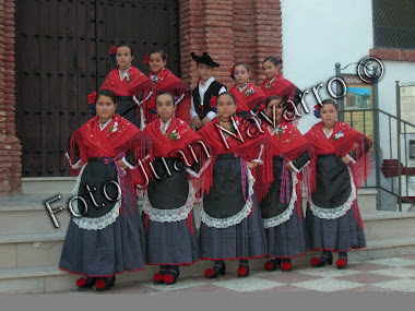 Grupo Vestido de Almonaster la Real