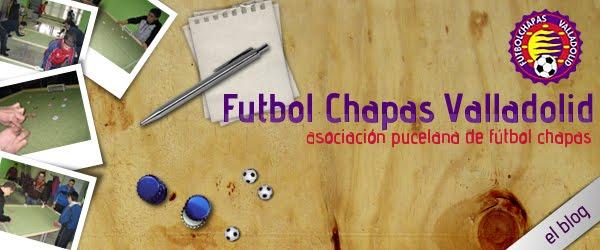 Fútbol Chapas Valladolid