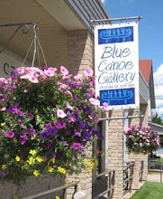 Welcome to the Blue Canoe Gallery