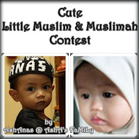 Cute little musli & muslimah contest