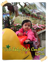 cute baby style contest