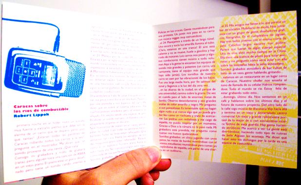Catalogo Paisaje Sonoro. Ccs.-Brln  Pagina 7 y 8