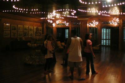 Firefly Room in the Romualdez Museum