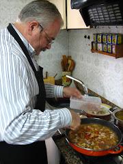 Maestro Paellero