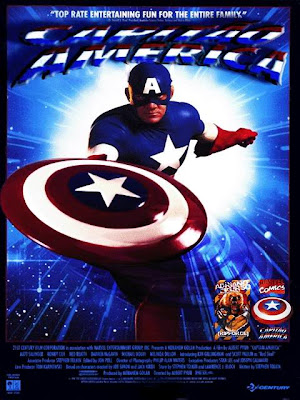 Capitão América - O Filme Dublado