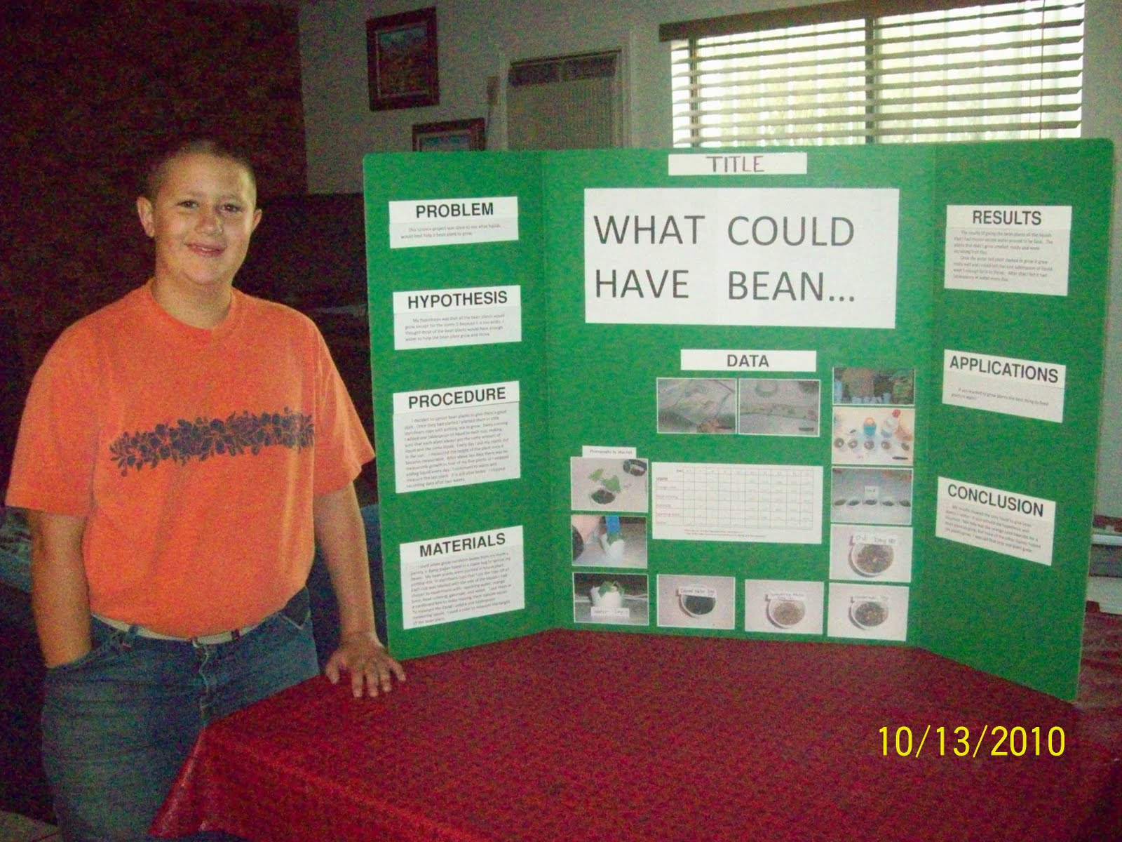 science projects for 6th grade