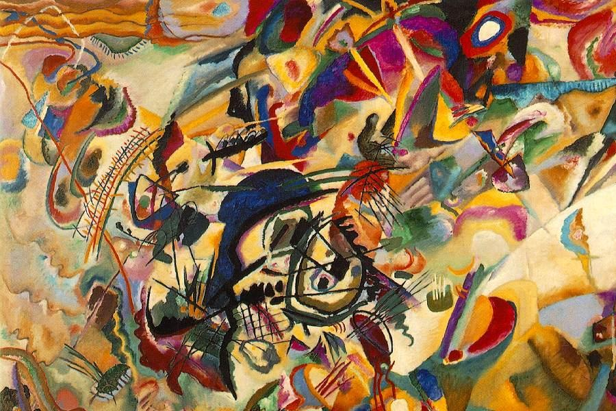 Culture Mechanism: Wassily Kandinsky: Improvisation 28 ...