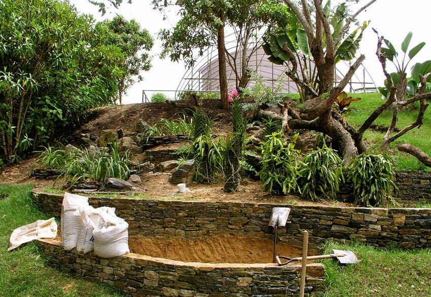 Jardines de gaia jard n bot nico topotepuy en evoluci n for Creacion de jardines