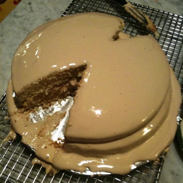 Brownstone Front Cake Recipe