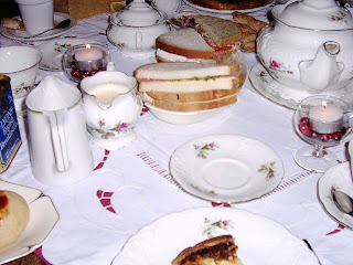 Tea Party at House Terborg