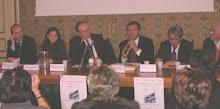 Pino Arlacchi, Michele Cagnazzo, Michele Cucuzza, Pierfelice Zazzera a Castellana Grotte