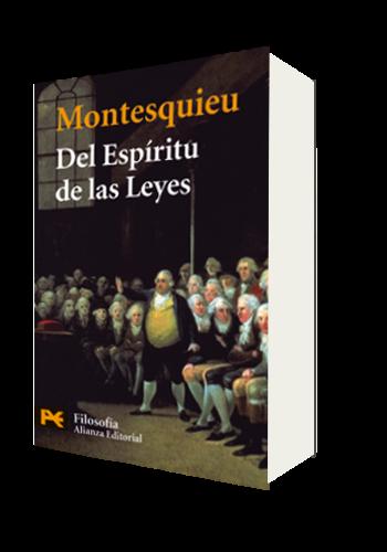 El Espíritu De Las Leyes - Montesquieu
