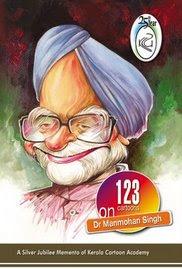 123 ManmohanSingh caricatures