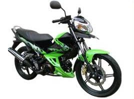 Kawasaki Athlete 125 cc