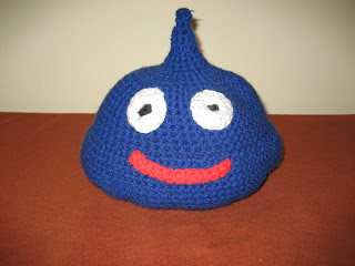 Blue Slime Plush