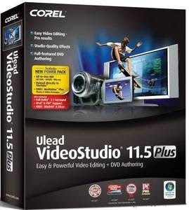 ulead Download   Ulead Video Studio v11.5 Plus Full (Completo)