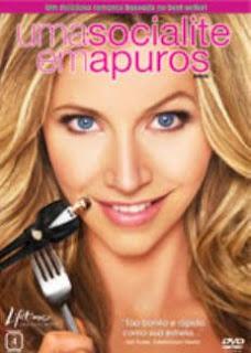 Filme Poster Uma Socialite em Apuros DVDRip RMVB Dublado