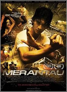 Filme Poster Merantau Warrior DVDRip RMVB Legendado