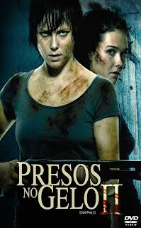 Filme Poster Presos No Gelo 2 DVDRip Xvid Dublado