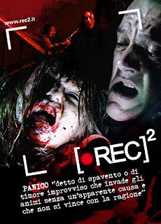 Filme Poster [REC] 2 DVDRip XviD Legendado