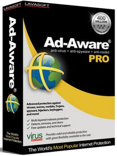 adware Ad Aware Pro Internet Security 2010 v8.2   Completo