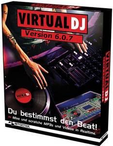 Virtual DJ Pro 7.0