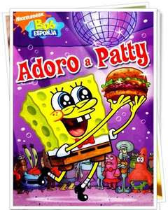 Bob+Esponja+ +Adoro+a+Patty+DVDRip+%5BDublado%5D+XviD Bob Esponja – Adoro a Patty – DVDRip Dublado