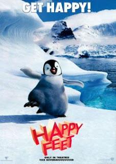 Happy Feet - O Pingüim (Dublado - DVDRip)