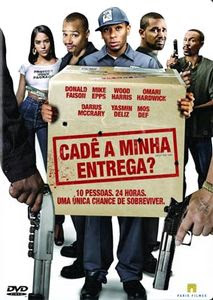 Cadê a Minha Entrega - Dublado DVDRip X264