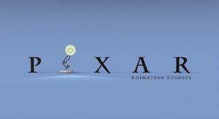 Pixar logo on Karthick Gopal