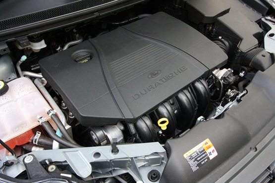 Ford Focus 1 6 Zetec Engine Oil Capacity