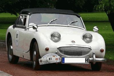 Austin-Healey Sprite Cars (Mark I, Mk I)