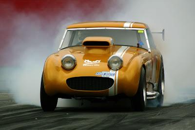 Austin-Healey Cars Sprite