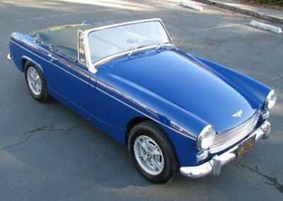 Austin-Healey Cars And Austin-Healey Sprite