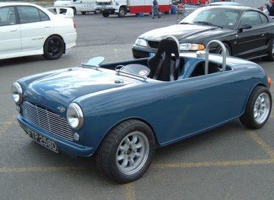 Classic MINI Cars Mini Cooper S