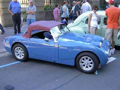 Austin-Healey Cars Models Austin-Healey Sprite