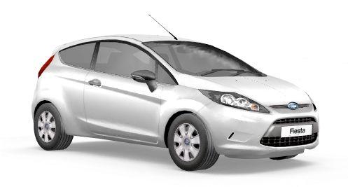 Models New Ford Fiesta