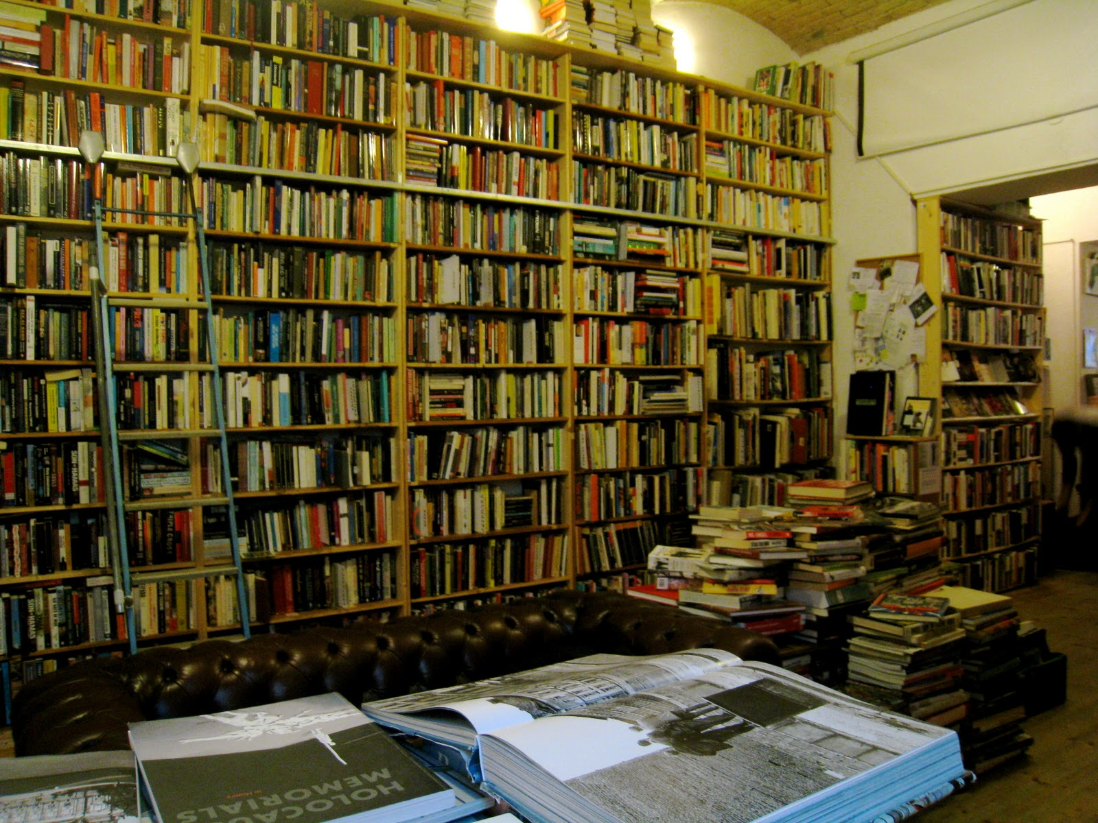Berlin St Georges Bookstore