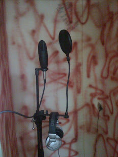 Dialtone Studio Recording Boot