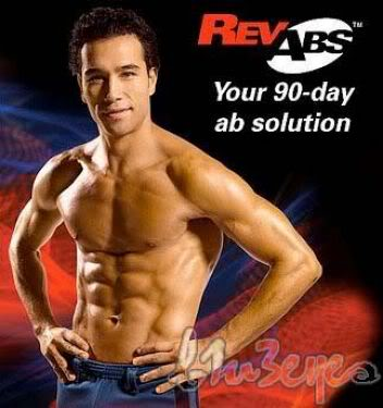 Get a Six Pack in Just 90 Days with Rev Abs