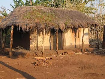 Malawian Hut