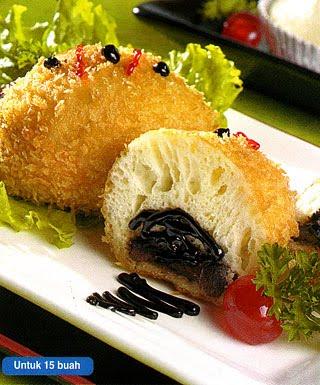 Kumpulan resep roti kukus | sajian sedap, Resep roti kukus persembahan ...