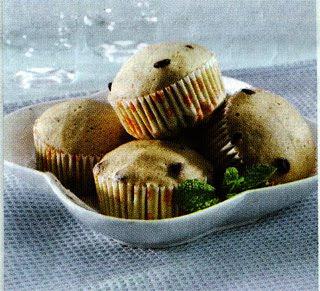 Cup Cake Kukus Kacang Tepung Beras