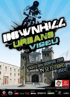 downhill urbano em viseu 2008