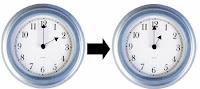 mudança de horario, horario de inverno, pardieiros