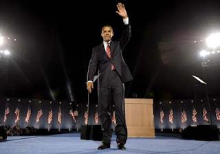 Barack Obama, presidente dos EUA,