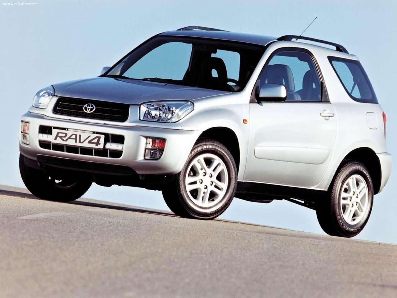 Premi re g n ration 1994 2000 - Toyota rav4 2eme generation 3 portes ...