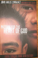 PASSION FOR THE HEART OF GOD BY JOHN WILLIS ZUMWALT